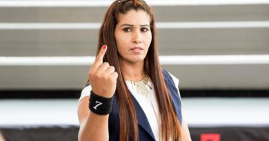 Way To Go Girl! Kavita Devi Becomes First Indian Women To Sign For WWE!
