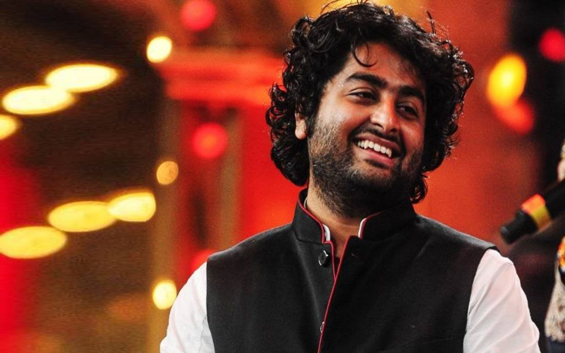 Arijit Singh Is All Set To Wooh You As He Is Coming To Town!