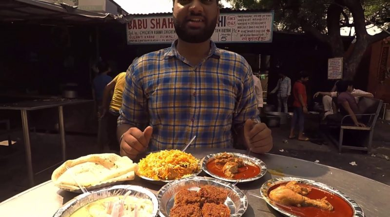 Taste The Authentic Favors Of Mughlai Biryani At 'Matka Peer Biryani'!