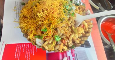 You're Bhelcome! 5 Places In Town For The Perfect Plate Of Bhel Puri!