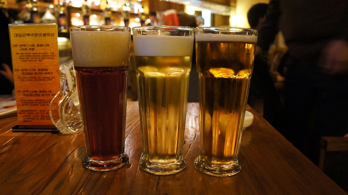 Christmas Comes Early As The Beer Cafe Offers Premium Beer For Only Re. 1