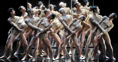 The International Ballet And Contemporary Dance Fest Is Hitting The City!