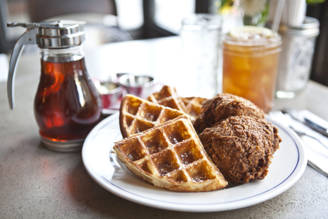 Newly Opened Waffo Serves JD Waffles And It Is Our New Favourite Dessert Place
