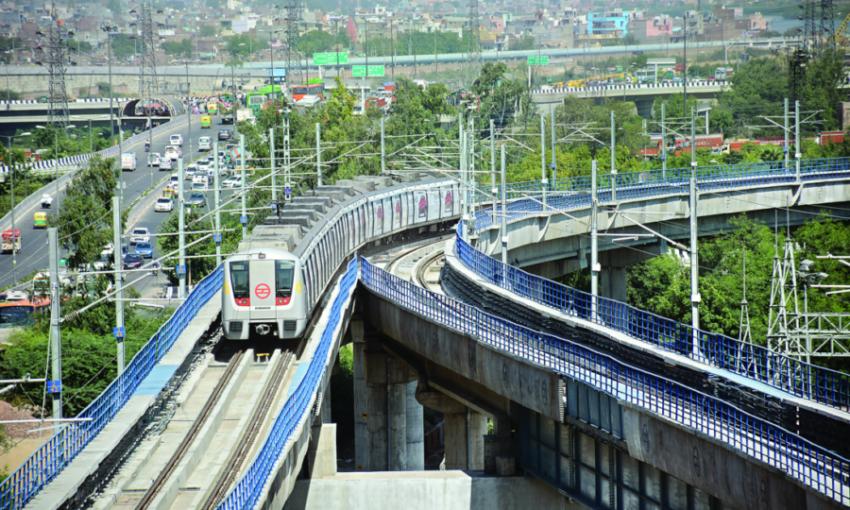 Delhi Metros Aqua Line To Be Launched Soon!