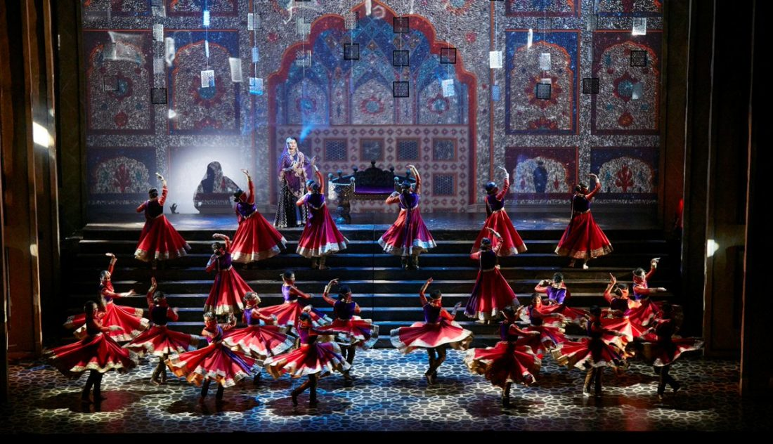 The Super Popular Mughal-e-Azam Musical Is Coming Back To Town This Month
