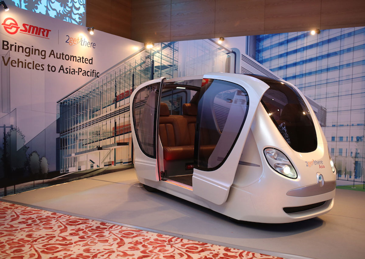 Delhi To Finally Get Driverless Pod Taxi System
