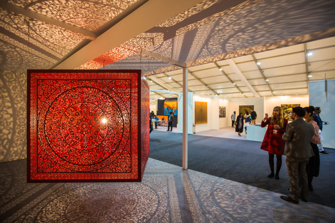 The India Art Fair Is Coming Back And Trust Us It's Bigger AND Better!