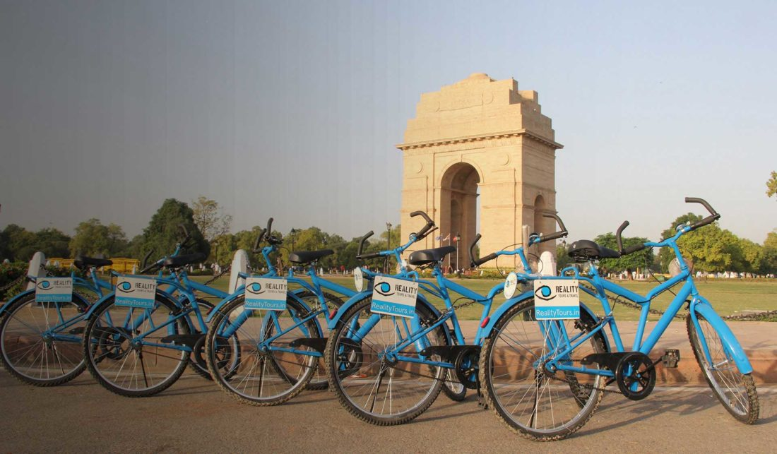Here Is Your Chance To Discover Old Delhi On Two Wheels