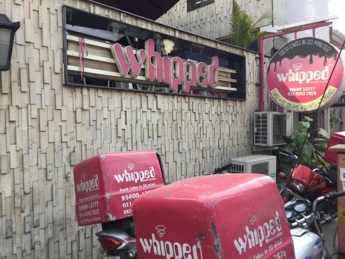 Love Cheesecakes? Head Over To Whipped In Greater Kailash!
