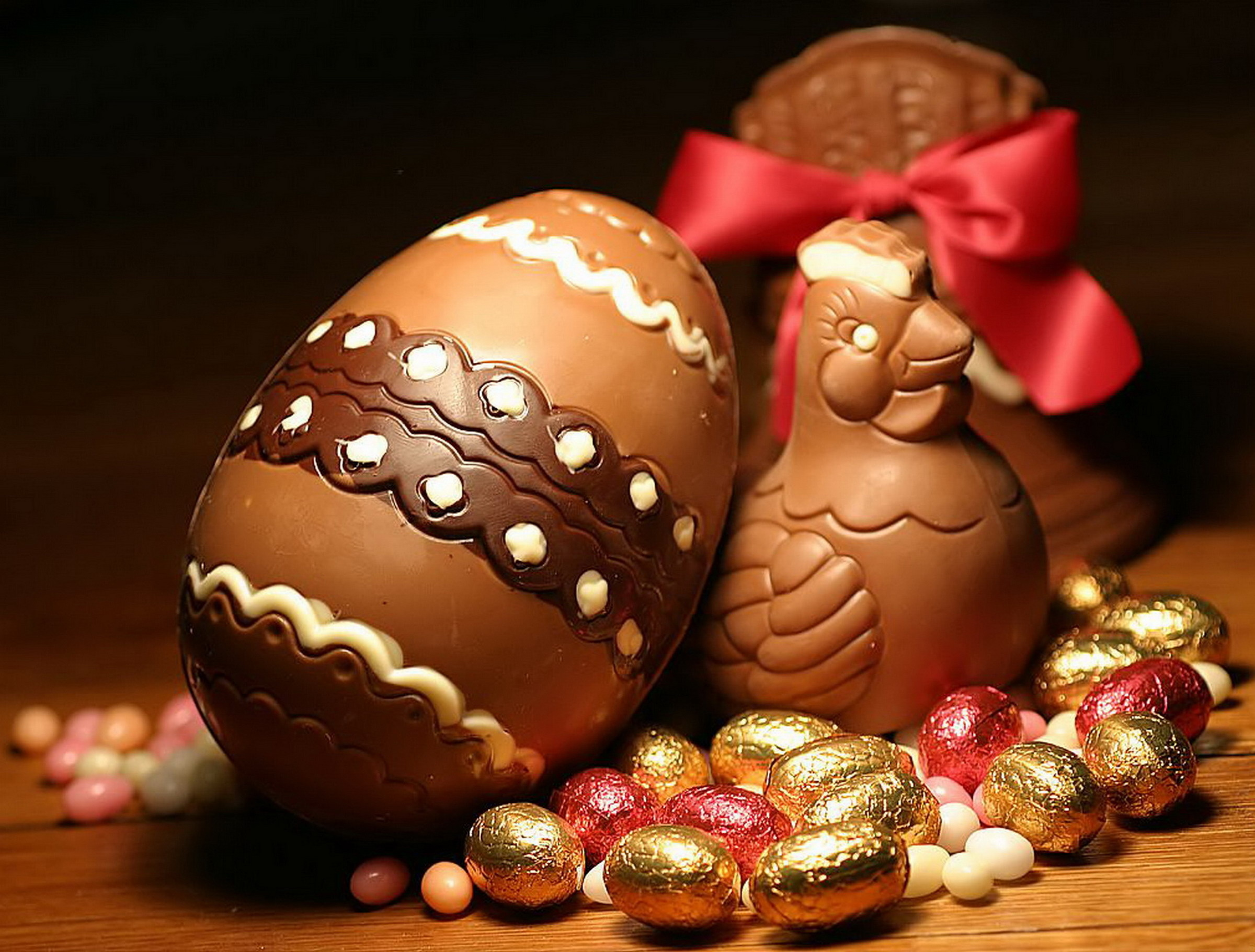 This Easter Head Over To Dezertfox To Devour Some Delish Easter Eggs And Bunnies