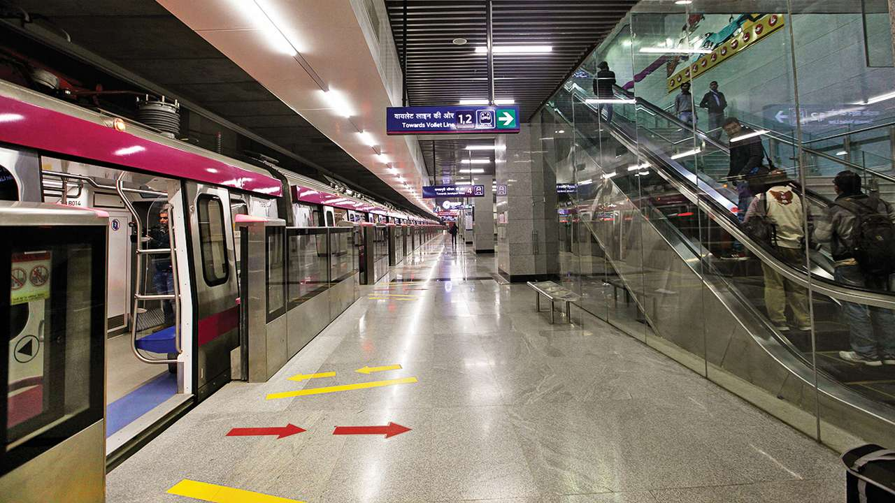 Achche Din Are Here Because Metro's Pink Line Starts Operations This Week!