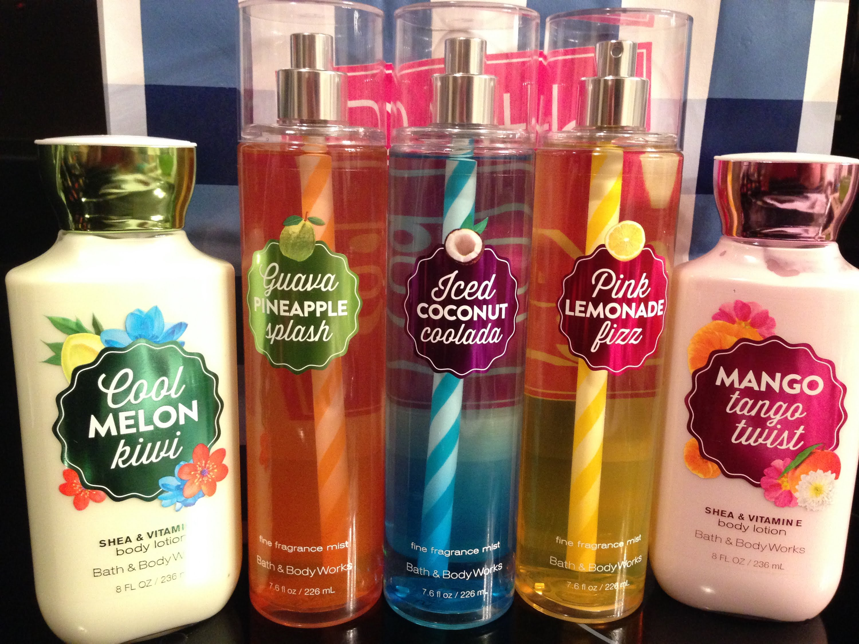 5 products you need to get your hands on at the new bath and body