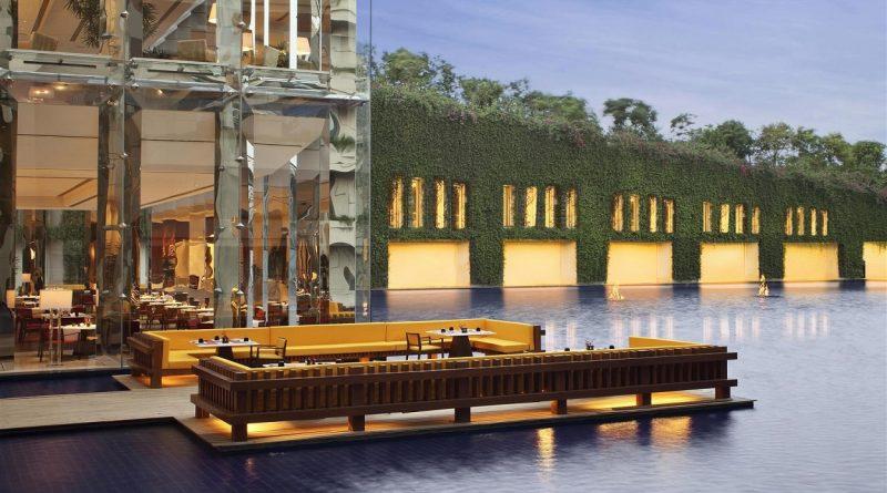 Romantic Poolside Restaurants In Delhi