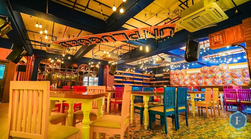 Pitampura's New Restaurant