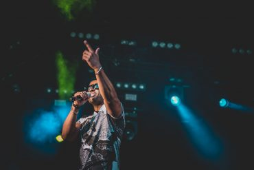 Jay Sean Concert In Delhi