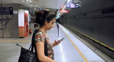 DMRC To Improve Mobile Network Connectivity For Underground Metros