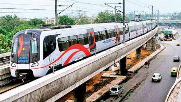 Delhi Metro Airport Line