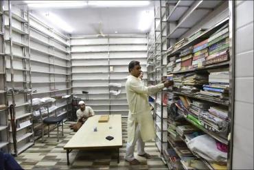 Hazrat Shah Waliullah Public Library In Old Delhi