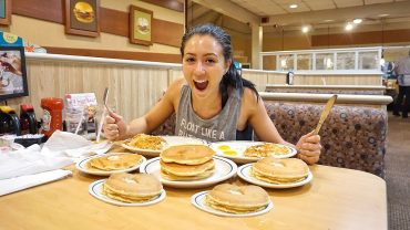 99 Pancakes in Satyaniketan