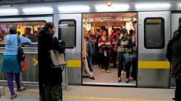 200 Men Caught Every Month In Delhi Metro Women's Coaches