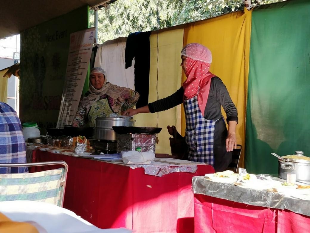 ILHAM Afghan Cuisine in Jangpura