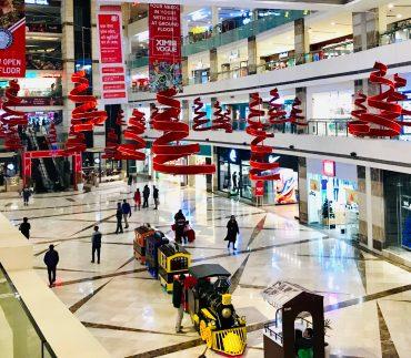 ambience mall christmas