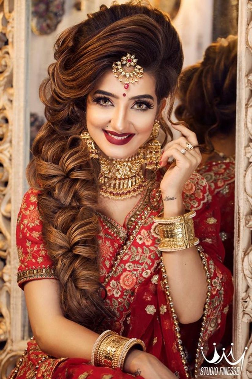 bridal makeup gallery | saubhaya makeup