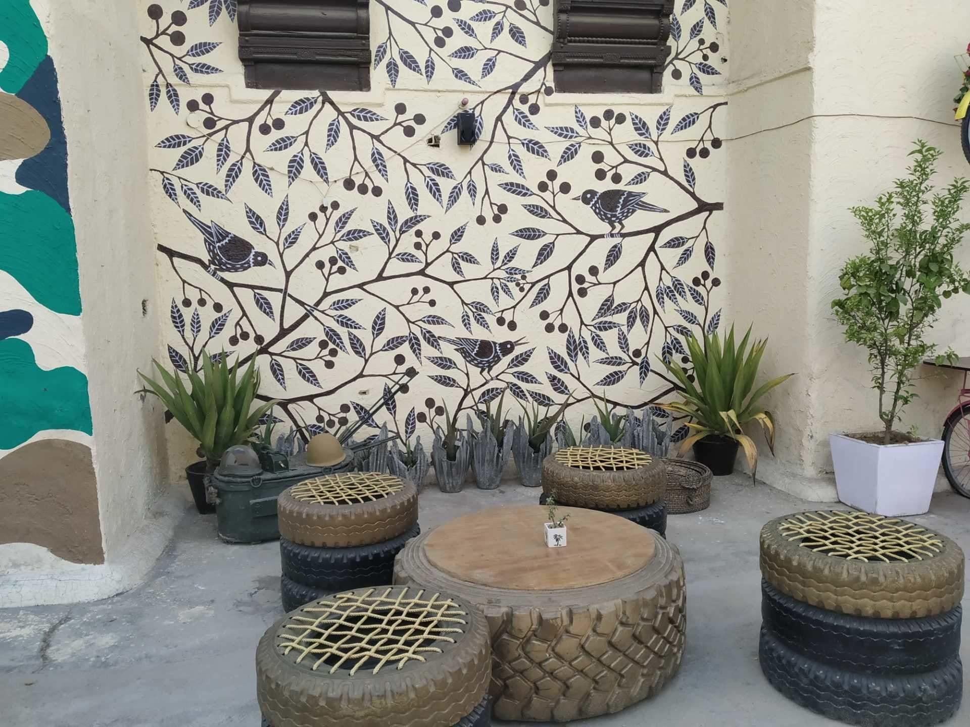 la vie en rose cafe delhi