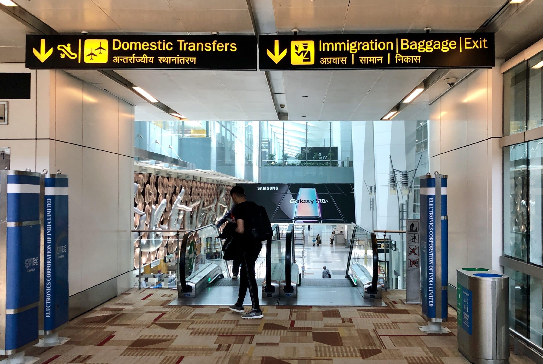 igi delhi airport
