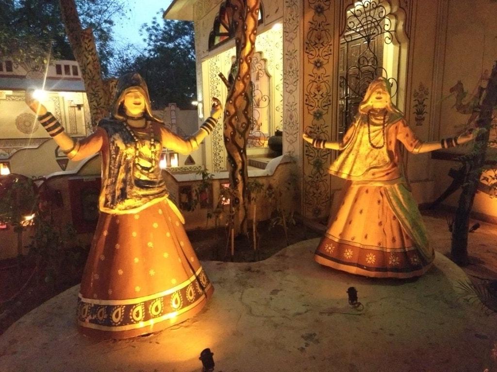 sultanpur fun village