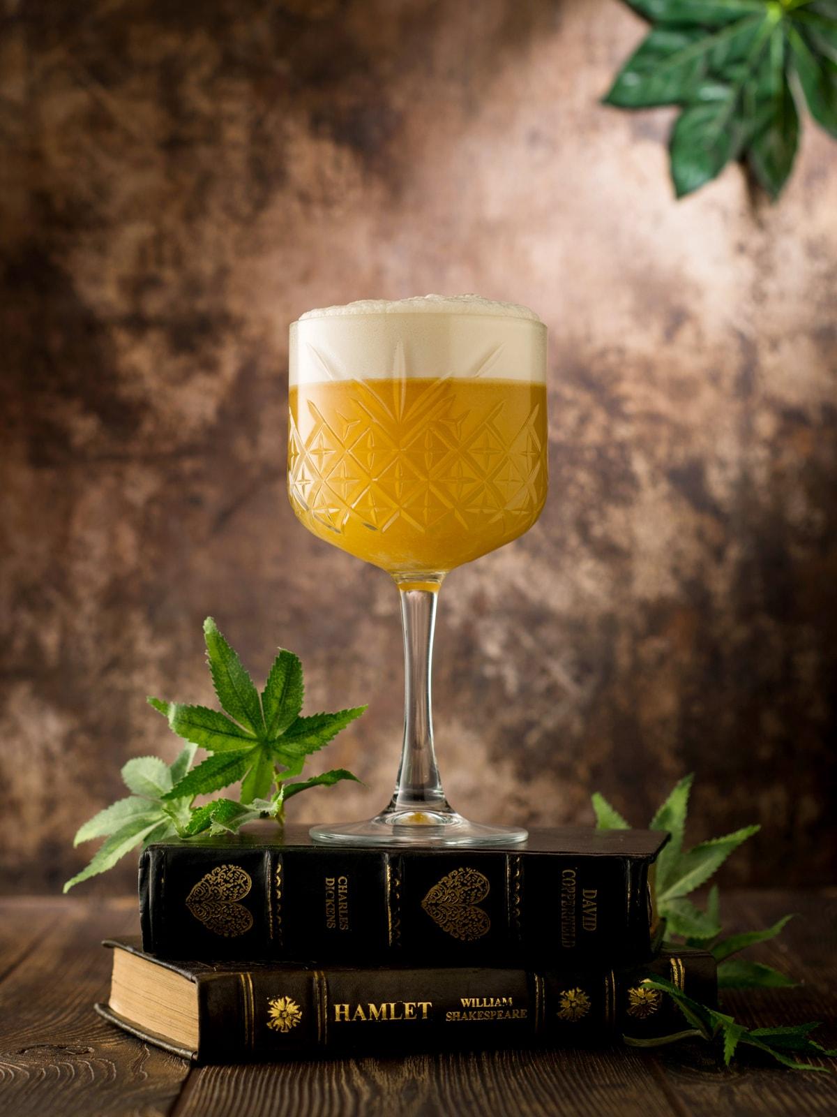 cocktails at the drunken botanist